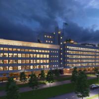 De transformatie van het HAKA-gebouw krijgt vorm