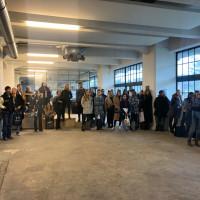 Studenten Hout- en Meubileringscollege bezoeken HAKA